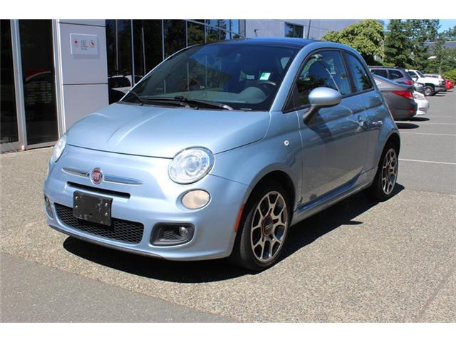 2013 Fiat 500 Sport (Stk: 11486A) in Courtenay - Image 7 of 16