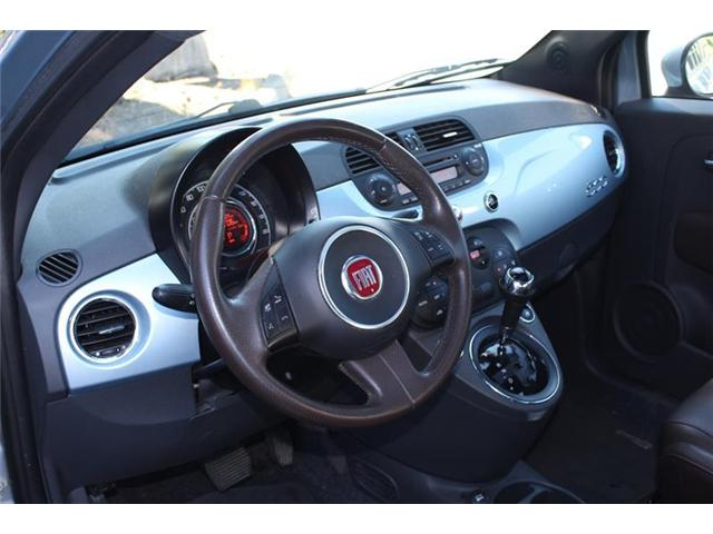 2013 Fiat 500 Sport (Stk: 11486A) in Courtenay - Image 9 of 16