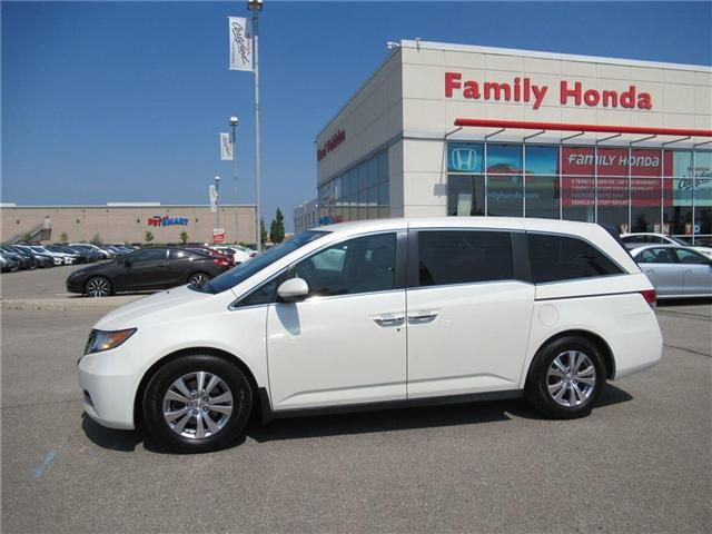 2015 Honda Odyssey EX, BACK UP AND LANE WATCH CAM! (Stk: 9501218A) in Brampton - Image 2 of 28