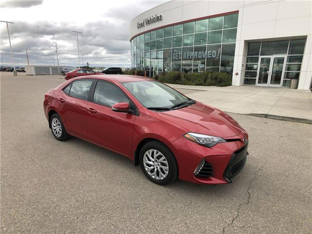 2017 Toyota Corolla SE (Stk: 2700641S) in Calgary - Image 1 of 15