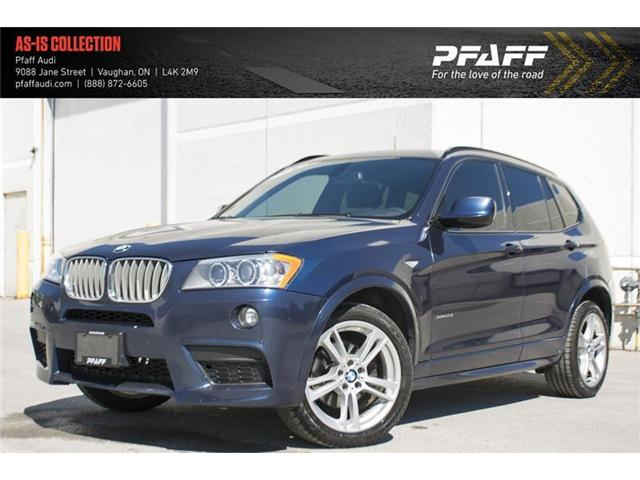 2011 BMW X3 xDrive35i (Stk: T14301AA) in Vaughan - Image 1 of 15