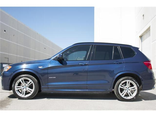 2011 BMW X3 xDrive35i (Stk: T14301AA) in Vaughan - Image 2 of 15