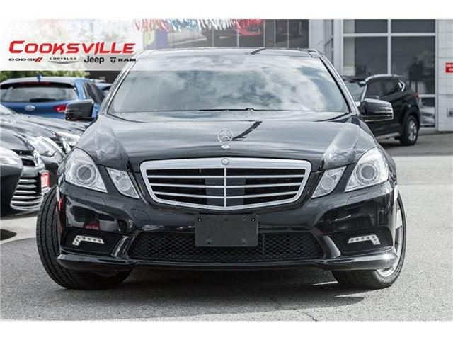 2011 Mercedes-Benz E-Class Base (Stk: 7704P) in Mississauga - Image 2 of 20