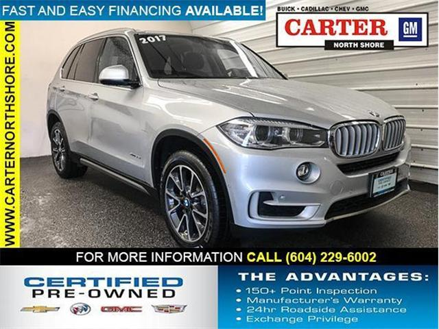 2017 BMW X5 xDrive35i (Stk: 970940) in Vancouver - Image 1 of 27