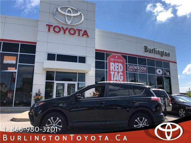2016 Toyota RAV4  (Stk: U10308) in Burlington - Image 1 of 18