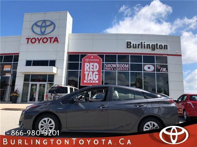 2017 Toyota Prius  (Stk: U10238) in Burlington - Image 1 of 18