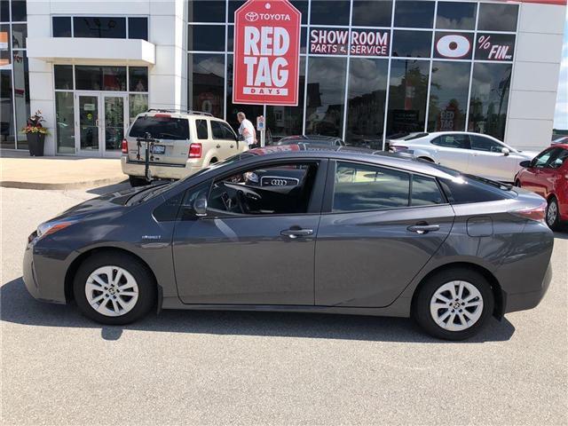 2017 Toyota Prius  (Stk: U10238) in Burlington - Image 2 of 18