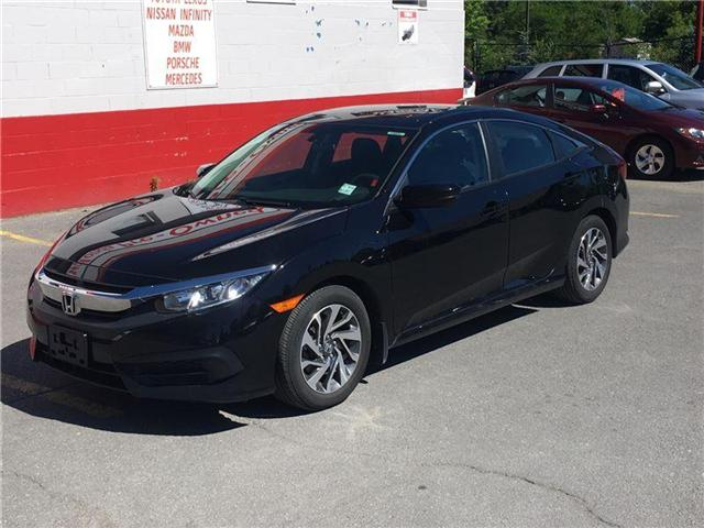 2016 Honda Civic EX (Stk: H7091-0) in Ottawa - Image 2 of 23
