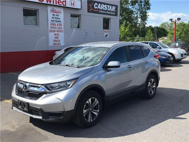 2017 Honda CR-V LX (Stk: H7092-0) in Ottawa - Image 2 of 21