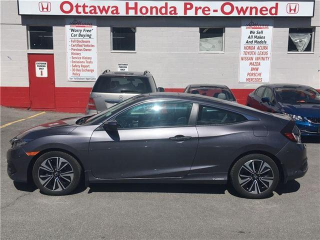 2016 Honda Civic EX-T (Stk: H7019-0) in Ottawa - Image 1 of 22