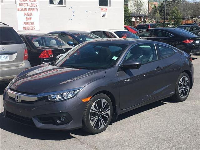 2016 Honda Civic EX-T (Stk: H7019-0) in Ottawa - Image 2 of 22