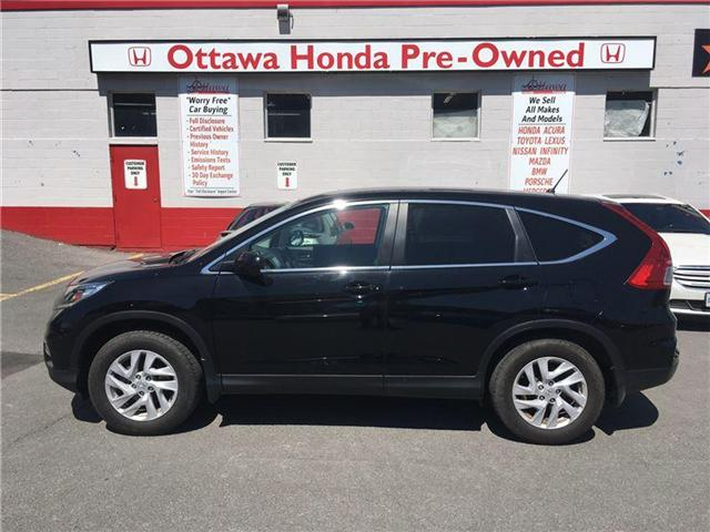 2016 Honda CR-V SE (Stk: H7007-0) in Ottawa - Image 1 of 20