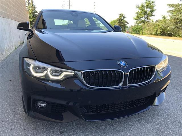 2019 BMW 440i xDrive Gran Coupe  (Stk: B19008) in Barrie - Image 2 of 24