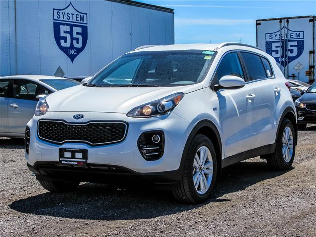 2019 Kia Sportage LX (Stk: SP19005) in Mississauga - Image 1 of 18