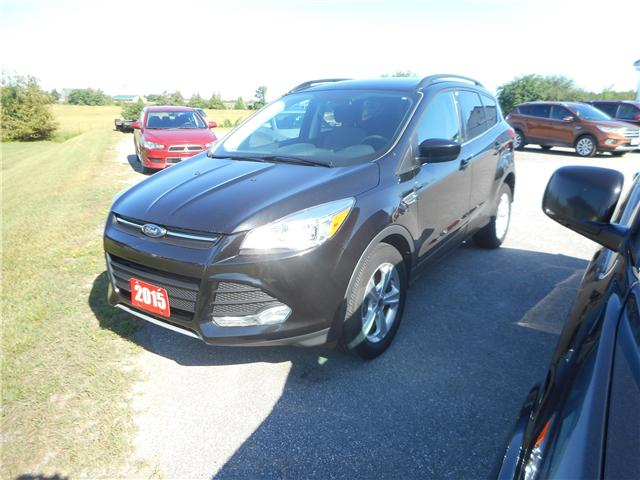 2015 Ford Escape SE (Stk: NC 3604) in Cameron - Image 1 of 10