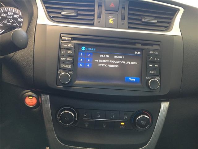 2015 Nissan Sentra 1.8 SR (Stk: P0530) in Owen Sound - Image 10 of 11