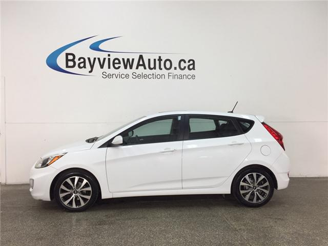 2017 Hyundai Accent LE (Stk: 32903J) in Belleville - Image 1 of 24