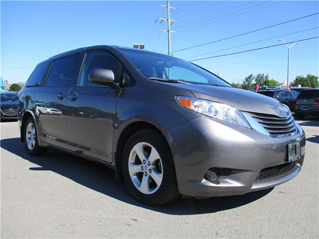 2016 Toyota Sienna LE 8 Passenger (Stk: 180831) in Kingston - Image 1 of 13
