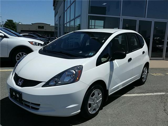 2014 Honda Fit DX-A (Stk: U0272) in New Minas - Image 1 of 15