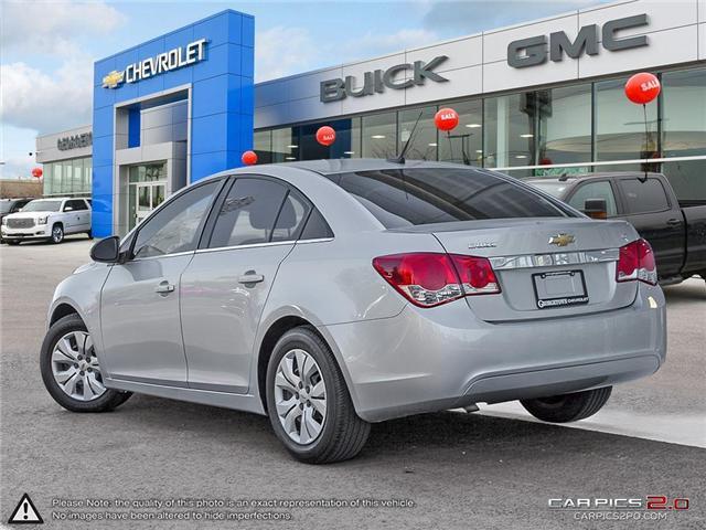 2014 Chevrolet Cruze 1LT (Stk: 27493) in Georgetown - Image 4 of 26
