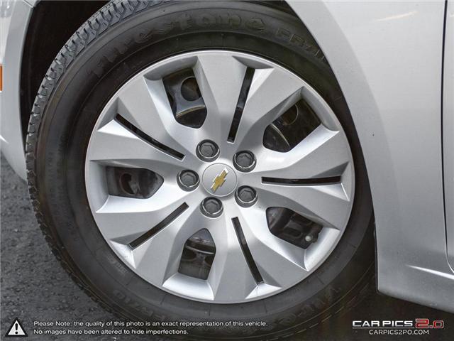 2014 Chevrolet Cruze 1LT (Stk: 27493) in Georgetown - Image 6 of 26