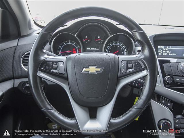 2014 Chevrolet Cruze 1LT (Stk: 27493) in Georgetown - Image 14 of 26