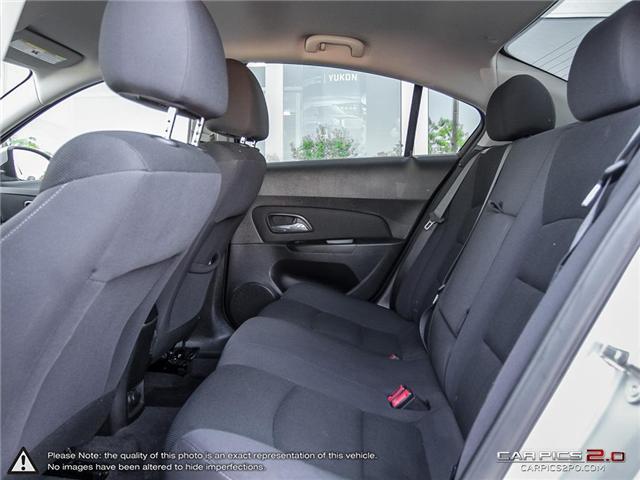 2014 Chevrolet Cruze 1LT (Stk: 27493) in Georgetown - Image 23 of 26