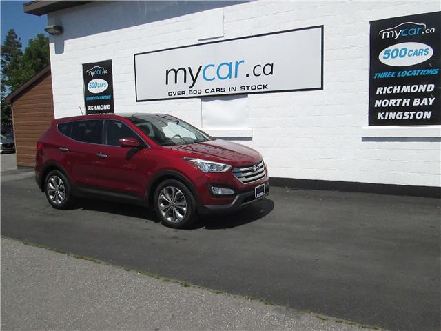 2013 Hyundai Santa Fe Sport 2.0T Limited (Stk: 180798) in Richmond - Image 2 of 14