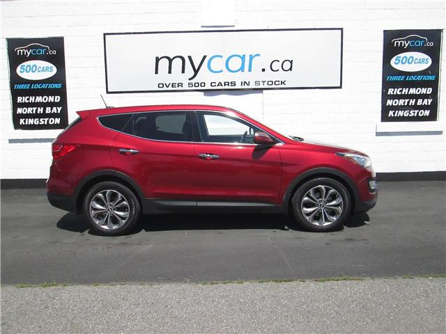 2013 Hyundai Santa Fe Sport 2.0T Limited (Stk: 180798) in Richmond - Image 1 of 14