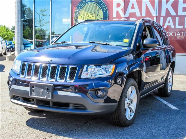 2011 Jeep Compass Sport/North (Stk: 2802P) in Mississauga - Image 1 of 19