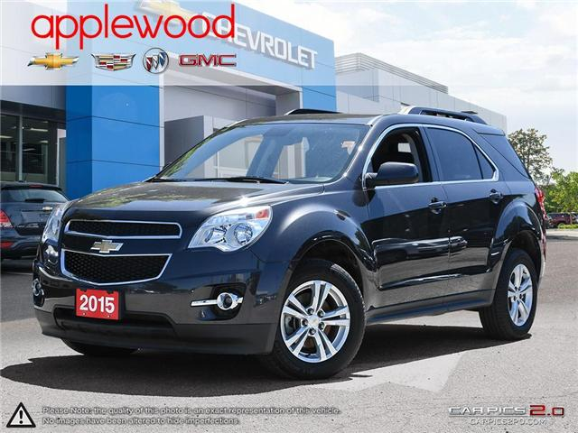 2015 Chevrolet Equinox 2LT (Stk: 3438A) in Mississauga - Image 1 of 27