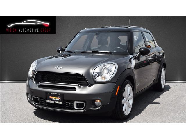 2011 Mini Cooper S Countryman Base (Stk: 10838) in Toronto - Image 1 of 13