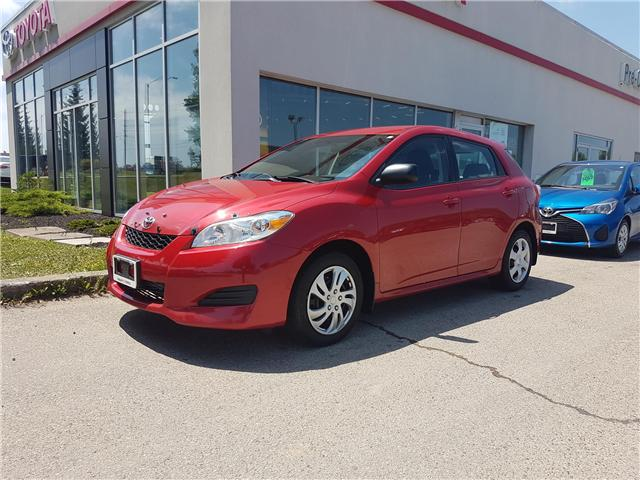 2013 Toyota Matrix Base (Stk: A01395) in Guelph - Image 1 of 25