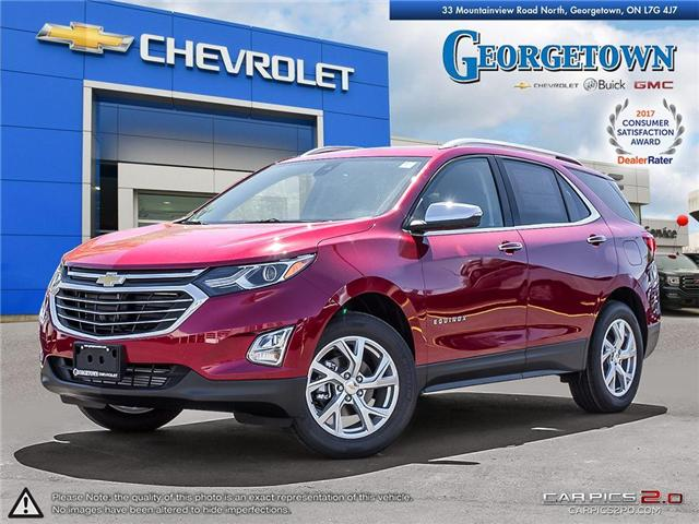 2019 Chevrolet Equinox Premier (Stk: 27548) in Georgetown - Image 1 of 27