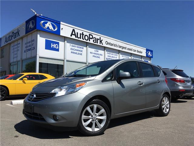 2014 Nissan Versa Note 1.6 SL (Stk: 14-22804) in Brampton - Image 1 of 14