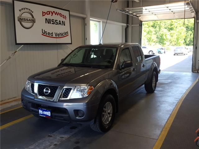 2017 Nissan Frontier SV (Stk: P0584) in Owen Sound - Image 1 of 13