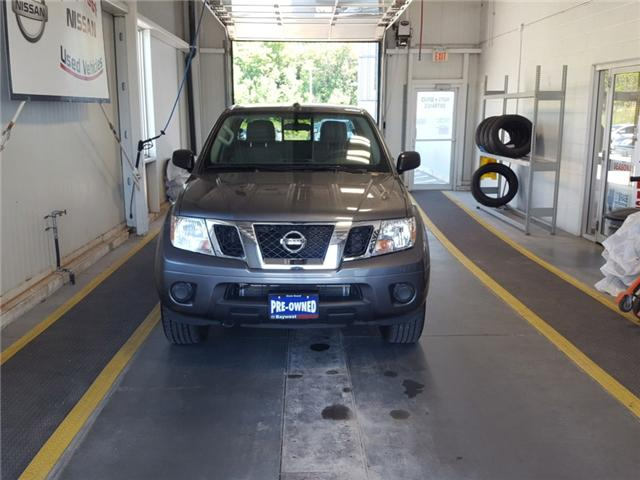 2017 Nissan Frontier SV (Stk: P0584) in Owen Sound - Image 2 of 13