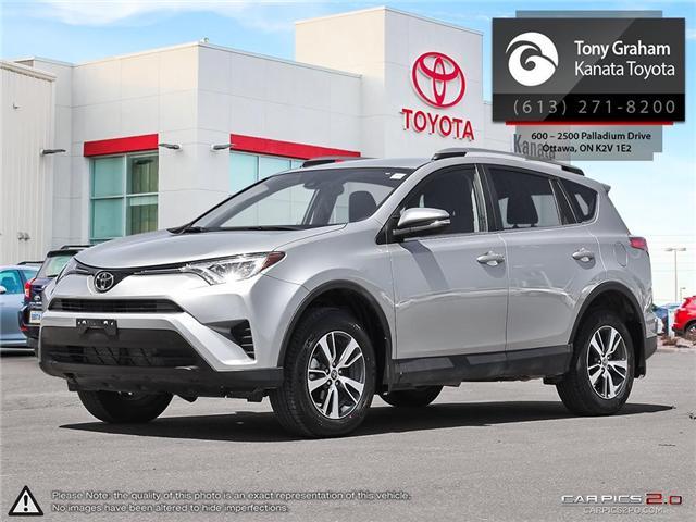 2018 Toyota RAV4 LE (Stk: B2792) in Ottawa - Image 1 of 25
