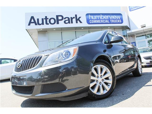 2017 Buick Verano Base (Stk: APR1871) in Mississauga - Image 1 of 29