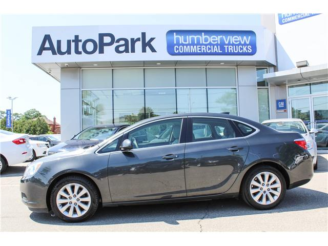 2017 Buick Verano Base (Stk: APR1871) in Mississauga - Image 2 of 29
