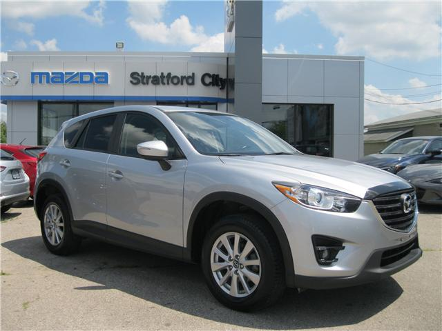 2016 Mazda CX-5 GS (Stk: 18201A) in Stratford - Image 1 of 25
