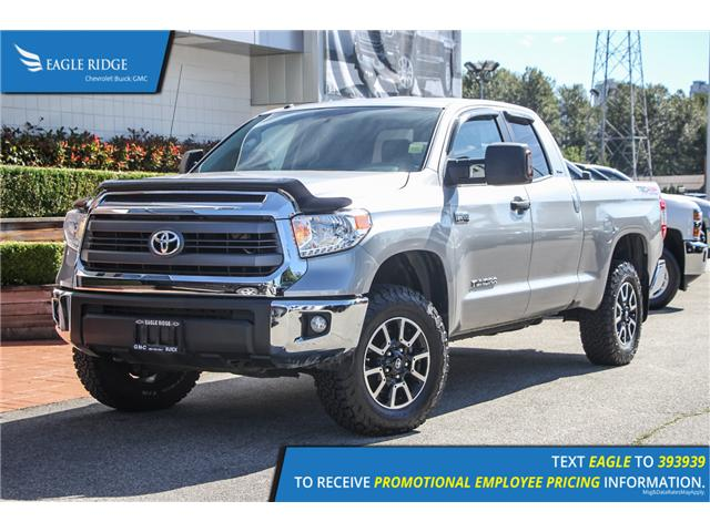 2014 Toyota Tundra SR5 5.7L V8 (Stk: 148920) in Coquitlam - Image 1 of 16