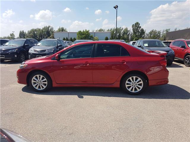 2009 Toyota Corolla S (Stk: A01386) in Guelph - Image 2 of 30
