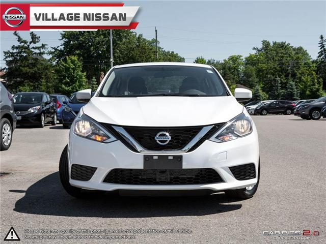 2017 Nissan Sentra 1.8 SV (Stk: 80555B) in Unionville - Image 2 of 27