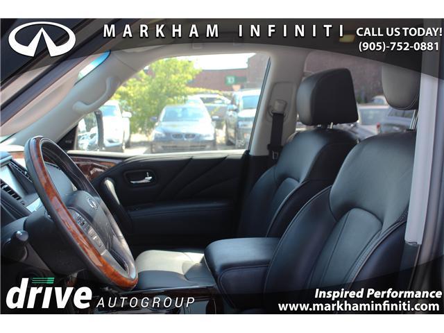2017 Infiniti QX80  (Stk: J255A) in Markham - Image 9 of 29