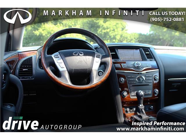 2017 Infiniti QX80  (Stk: J255A) in Markham - Image 11 of 29