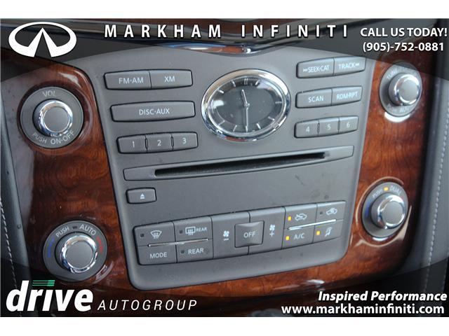 2017 Infiniti QX80  (Stk: J255A) in Markham - Image 16 of 29