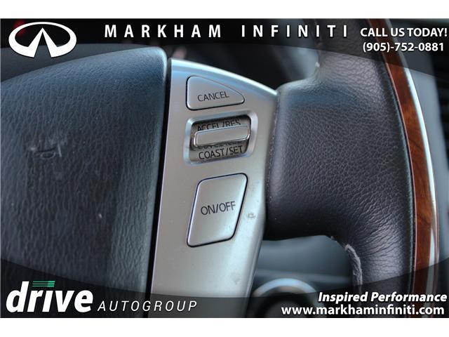 2017 Infiniti QX80  (Stk: J255A) in Markham - Image 19 of 29