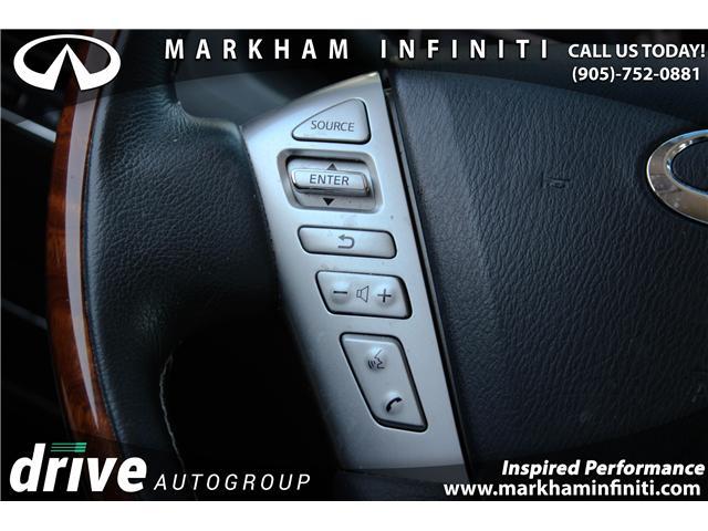2017 Infiniti QX80  (Stk: J255A) in Markham - Image 20 of 29