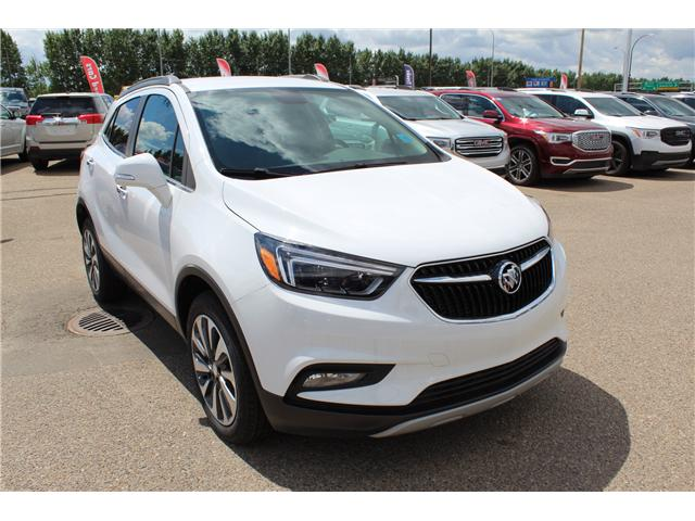 2018 Buick Encore Essence (Stk: 165357) in Medicine Hat - Image 1 of 25